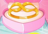 Barbie Nişan Yüzüğü Tasarımı