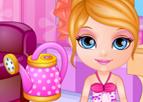 Barbie Bebek Bahçıvan Oluyor