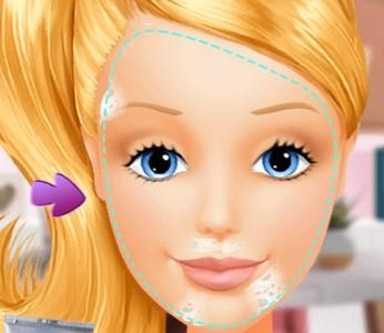 Barbie İle Cilt Bakımı