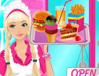 Barbie ile Kafe İşlet