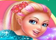 Barbie Masaj Yapma