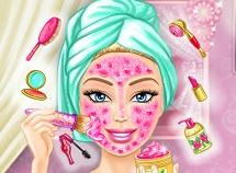 Barbie Mükemmel ve Gerçek Makyaj