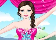 Barbie Pembe Ayakkabılar