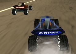 Beach Buggy Blitz 3D