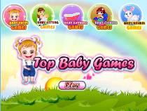 Bebek Bakıcılığı Oyunu