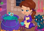 Bebek Cadı Sihirli İksir