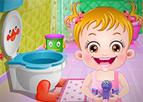 Hazel Bebek Banyo ve Tuvalet Temizliği