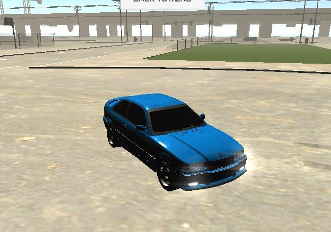 BMW Araba Sürme