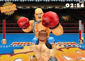 Boks Ustaları - Boxing Bonanza