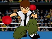 Boksör Ben 10 ile Dövüş