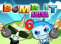 Bomb it 6 Arena Online