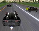 Bugatti Yarışı 3D