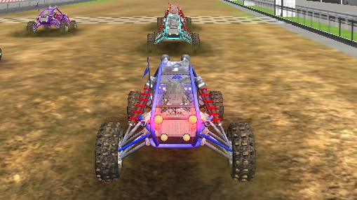 Buggy Yarışı 3D
