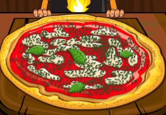 Cadılar Bayramı Pizzacısı