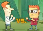 Çalışkanlar Tembellere Karşı Dövüş - 2 Kişilik