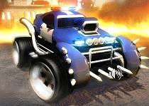 Cehennem Polisleri ile Araba Yarışı