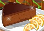 Çikolata ve Portakallı Kek