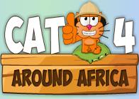 Çılgın Kedi Afrika Macerası