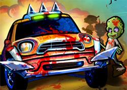 Çılgın Zombi Arabası
