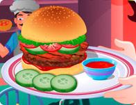 Çizburger Yap