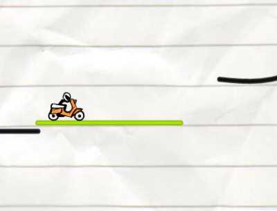 Çizgi Motorcusu