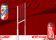 Coca Cola Voleybol Maçı