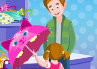 Çocuk Şemsiyesi Dükkanı İşletme