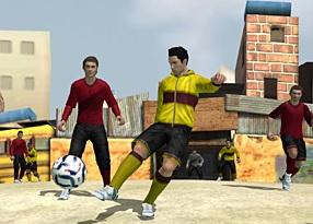 Cola Cao Sokak Futbolu 3D