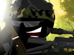 Çöp Adam Sniper Takımı