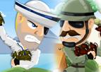 Denizci Askerler Karacılara Karşı