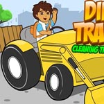 Diego İle Traktör Kullan