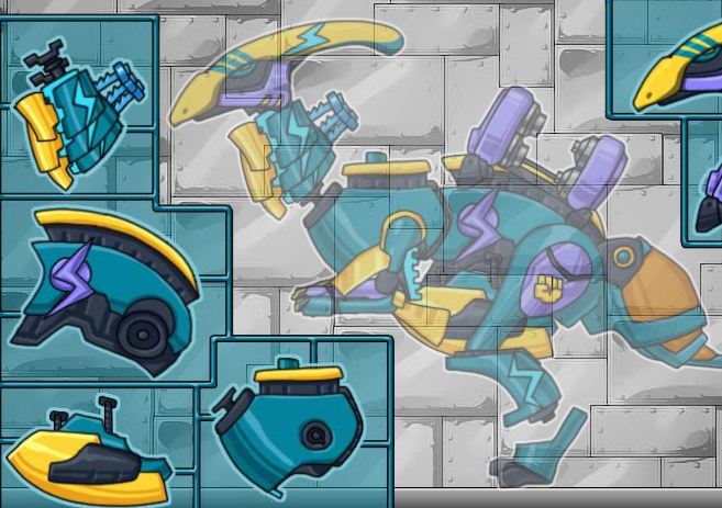 Dinazor Robotlar