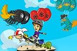 Disney XD Karakterleri ile Kraliyet Savaşı