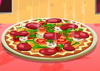 Domatesli Pizza