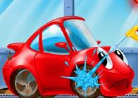 Dora Araba Temizliyor
