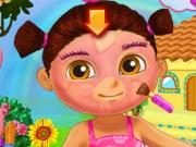 Dora Gerçek Makyaj