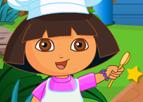 Dora ile Doğum Günü Pastası Yapımı