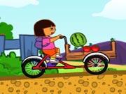 Dora ile Pazara Meyve Sebze Taşı