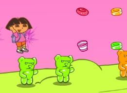 Dora ile Şeker Topla