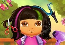 Dora Kuaförde Gerçek Saç Kesimi