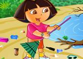 Dora Sahil Temizliği