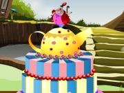 Düğün Pastası Yap ve Süsle