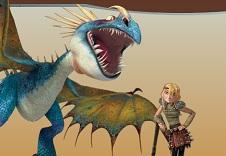 Ejderhalar Astrid ile Fırtınuç Eğitimi