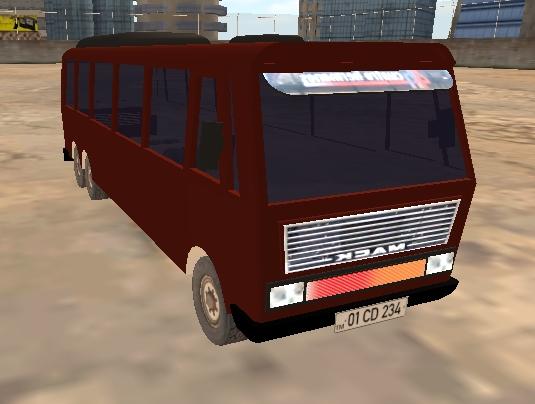 Ekstrem Otobüs Park Etme