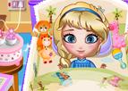 Elsa Bebeği Uyut