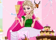 Elsa Parti Temizliği