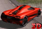 En Hızlı Araba 3D