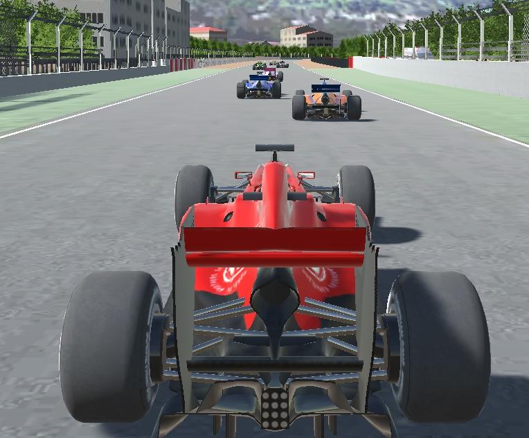 F1 3D
