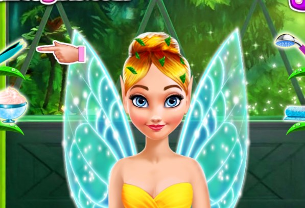 Fairy Tinker Giydirme