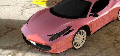 Ferrari Park Etme